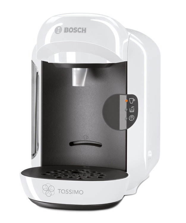 bosch tassimo vivy t12 hei getr nkemaschine 1300w kaffeemaschine kapselmaschine ebay. Black Bedroom Furniture Sets. Home Design Ideas