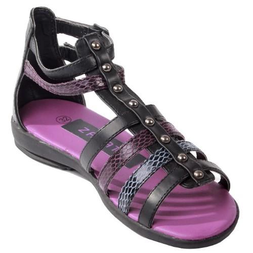 kinder m dchen riemchen sandalen schuhe sandaletten sommerschuhe freizeitschuhe ebay. Black Bedroom Furniture Sets. Home Design Ideas