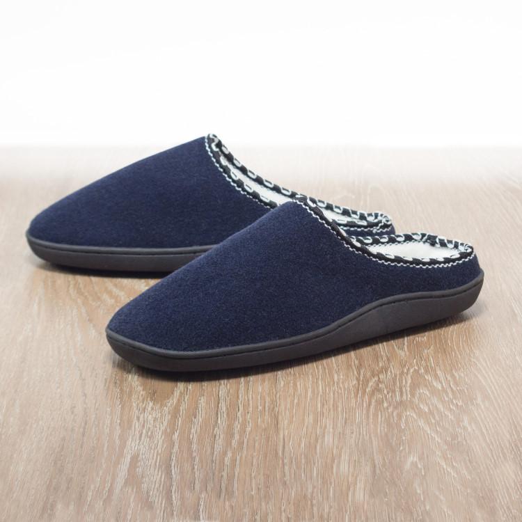 herren filzclogs filz hausschuhe slipper puschen pantoffeln schuhe clogs. Black Bedroom Furniture Sets. Home Design Ideas