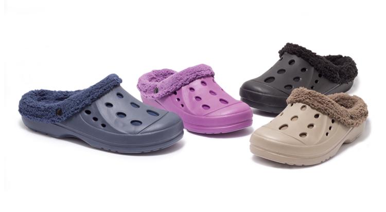 Clogs-gefuettert-Gr-37-46-Hausschuhe-Gartenschuhe-Pantoletten-Schuhe-Sandalen