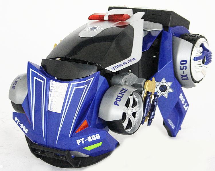 Maisto tech street troopers pt transformer modell