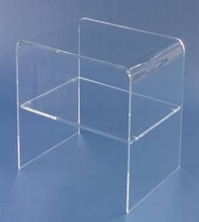 Acryltisch acryl tisch beistelltisch acrylglas neu ebay for Acryl tisch