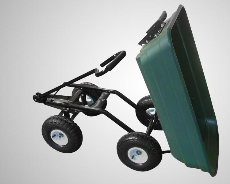 bollerwagen muldenkipper transportkarre ger tewagen handwagen anh nger ebay. Black Bedroom Furniture Sets. Home Design Ideas