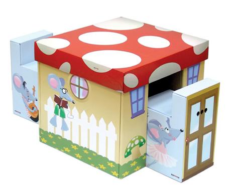sitzgruppe kindersitzgruppe kinderm bel krooom neu ebay. Black Bedroom Furniture Sets. Home Design Ideas