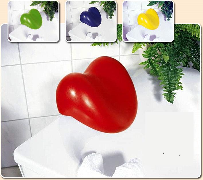 badewannenkissen herz nackenkissen kissen badewanne neu ebay. Black Bedroom Furniture Sets. Home Design Ideas