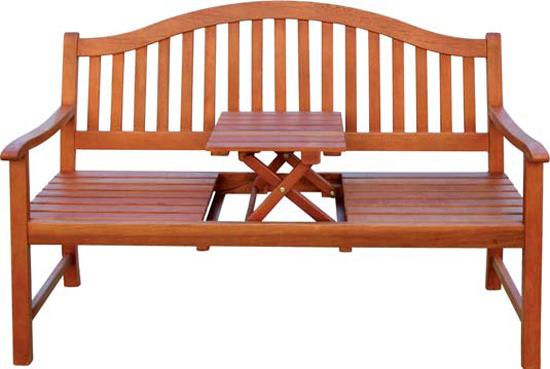 bank phuket gartenbank sitzbank holz holzbank mit tisch. Black Bedroom Furniture Sets. Home Design Ideas