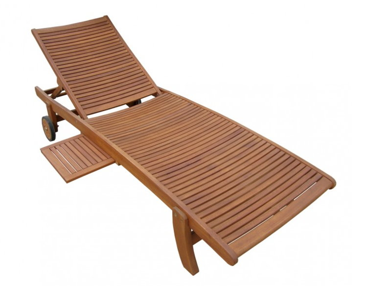 sonnenliege springfield gartenliege liegestuhl deckchair. Black Bedroom Furniture Sets. Home Design Ideas