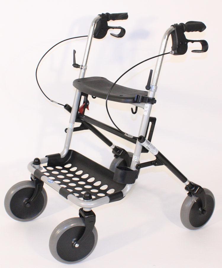 invacare standard rollator p452e 3 leichtgewicht gehilfe. Black Bedroom Furniture Sets. Home Design Ideas