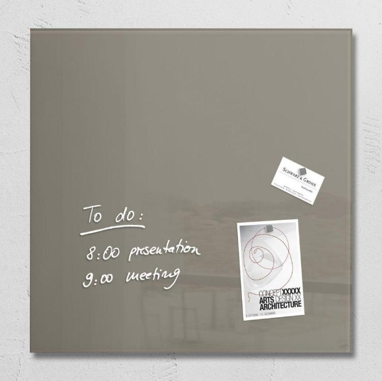 sigel glas magnetboard artverum magnet tafel pinnwand glastafel whiteboard ebay. Black Bedroom Furniture Sets. Home Design Ideas