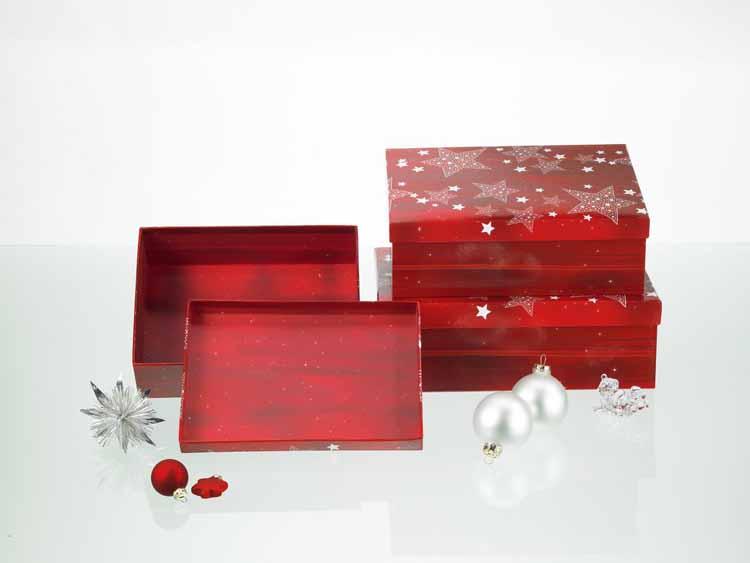 sigel geschenkbox set aufbewahrungsbox weihnachten. Black Bedroom Furniture Sets. Home Design Ideas