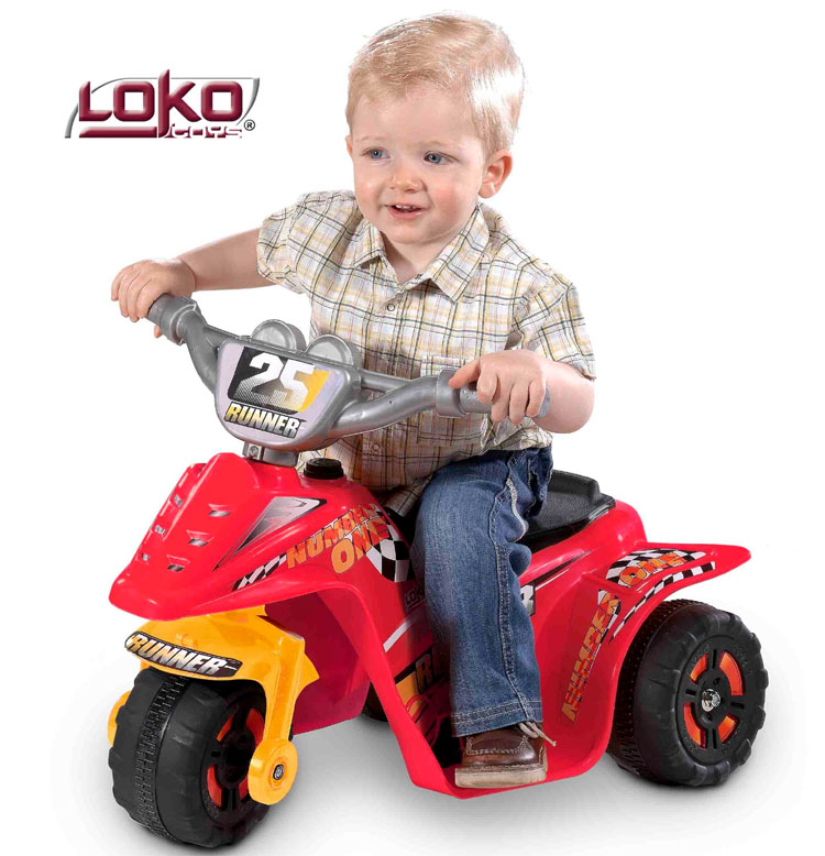 elektro kinder bike elektroauto dreirad motorrad 6v neu ebay. Black Bedroom Furniture Sets. Home Design Ideas