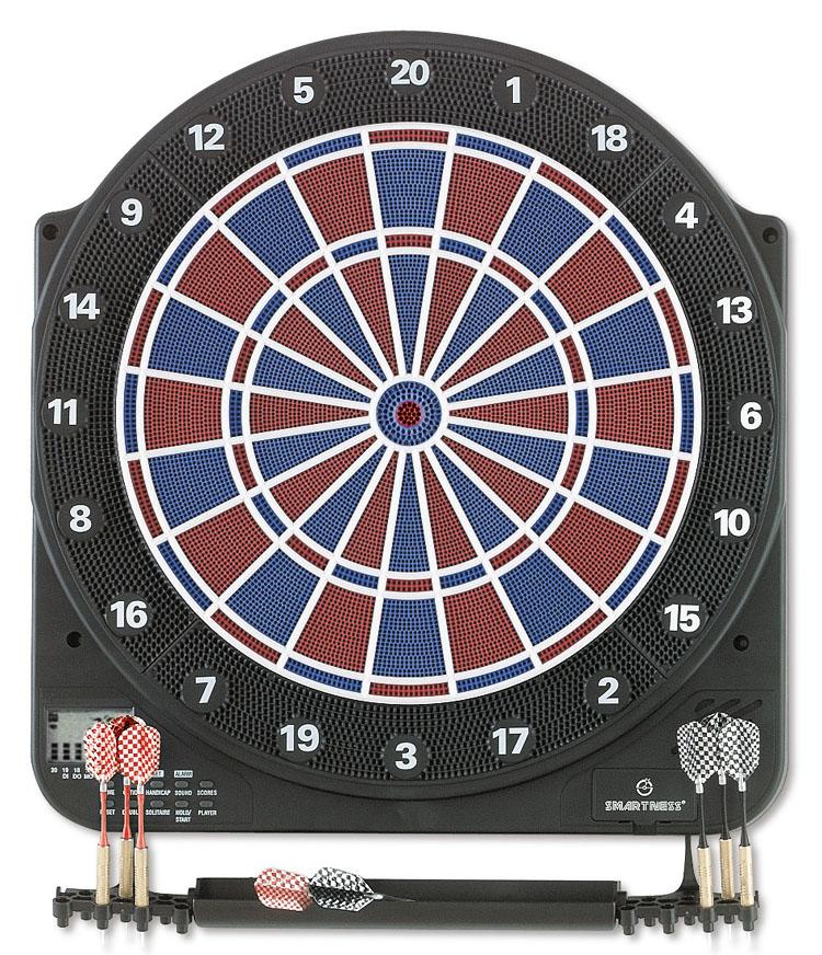 dartboard dartscheibe dart jack in the box elektronisch ebay. Black Bedroom Furniture Sets. Home Design Ideas
