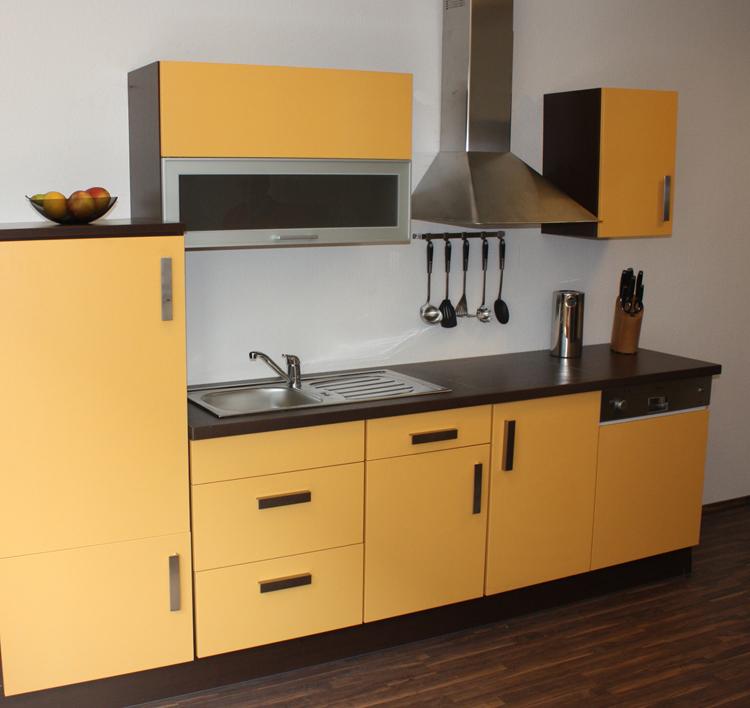 Kompaktkuche kuche kuchenblock fulda mango links neu ebay for Kompaktküche