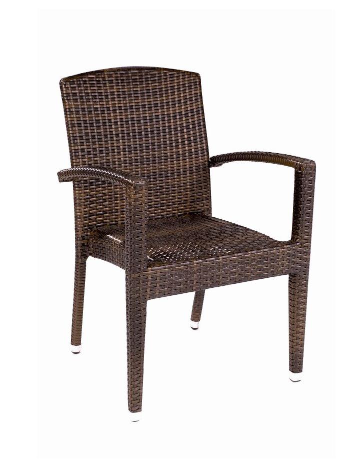 gartenstuhl malibu garten sessel stuhl stapelstuhl. Black Bedroom Furniture Sets. Home Design Ideas