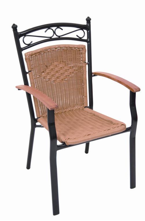 stapelstuhl sydney gartenstuhl stuhl sessel garten honig. Black Bedroom Furniture Sets. Home Design Ideas