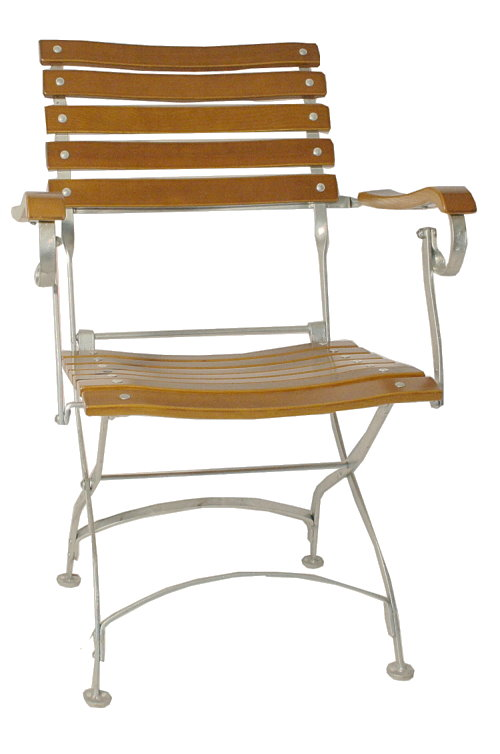 biergarten sessel adria iv garten stuhl klappstuhl. Black Bedroom Furniture Sets. Home Design Ideas
