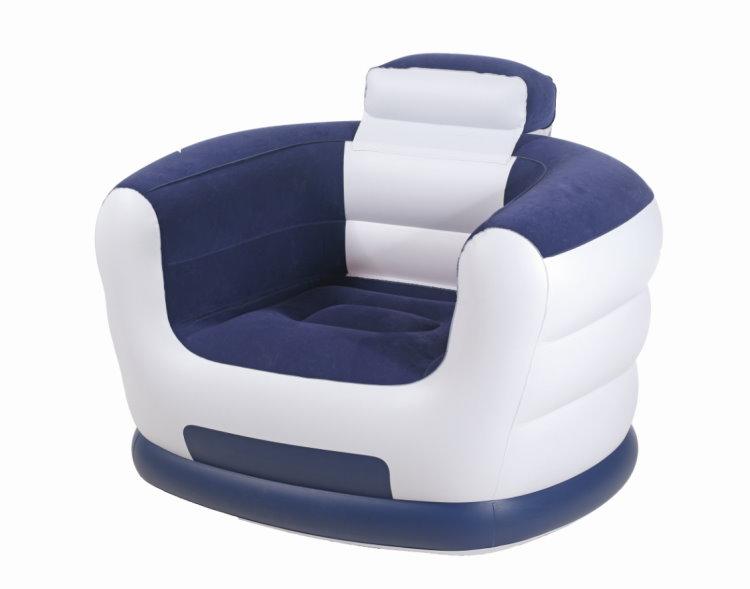 Velours 1er sofa relaxsessel sessel fernsehsessel m bel for Sofa aufblasbar